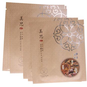 ミシャ 美思 叡炫 エイヒョン シートマスク 保湿/弾力 各3枚セットのイメージ画像