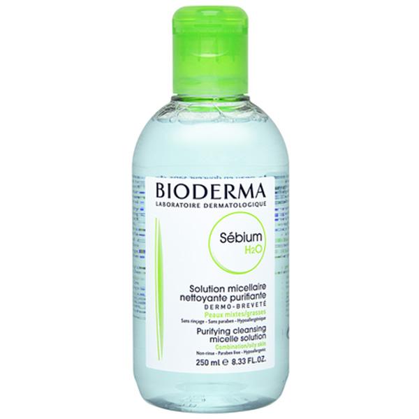 ビオデルマ セビウム H2O(オイリー肌) 250ml