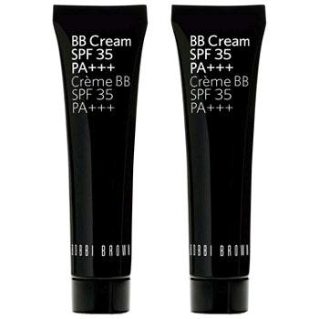 選べる2個:BBクリーム SPF35 PA+++ 40ml