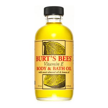 バーツビーズ レモン&ビタミンE バスアンドボディオイル(L&Eバス&ボディオイル) 118ml