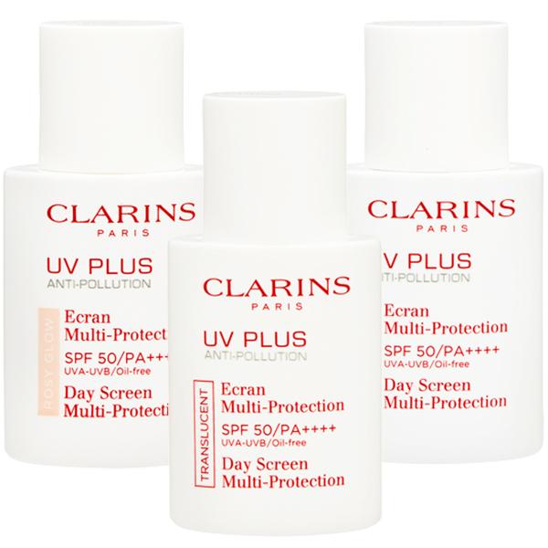 クラランス 選べる2個:UV-プラス マルチ デイ スクリーン 30ml
