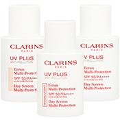クラランス/選べる2個:UV-プラス マルチ デイ スクリーン 30ml