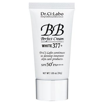ドクターシーラボ BBパーフェクトクリームホワイト377プラス SPF50+ PA++++ 30g