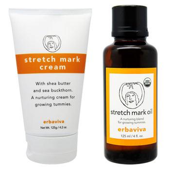 選べる2個:ストレッチマーククリーム/オイル