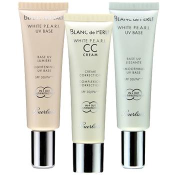 選べる2個:ペルル ブラン UV ベース ピンク/ホワイト/CCクリーム 30ml