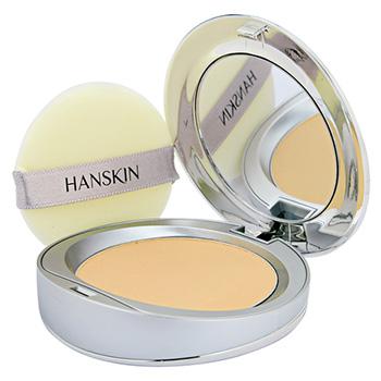 ハンスキン UVホワイト サンプロテクションパクト SPF42 PA+++ 12g