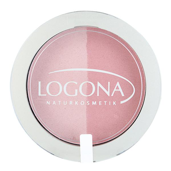 ロゴナ チークカラー・デュオ 10gのイメージ画像
