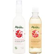メルヴィータ 選べる2個:ネクターデローズ クレンジングミルク/クリア ウォーター 200ml