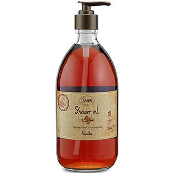 サボン シャワーオイル バニラ 500mlのイメージ画像