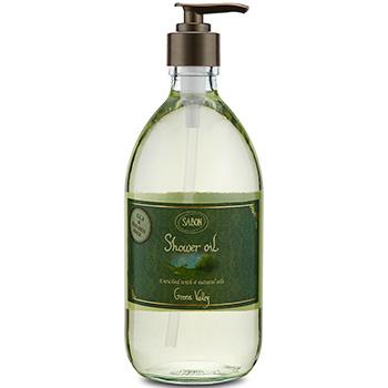サボン シャワーオイル グリーンバレー 500mlのイメージ画像