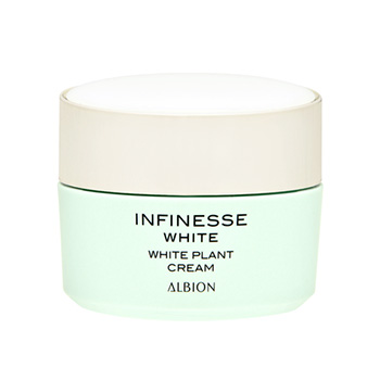 アルビオン アンフィネスホワイト ホワイト プラント クリーム 30g