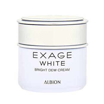 アルビオン エクサージュホワイト ブライトデュウ クリーム 30g
