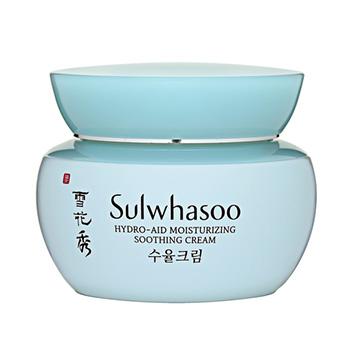 雪花秀/ソルファス/ソファス 水律 スユル モイスチャライジング スージングクリーム 50ml