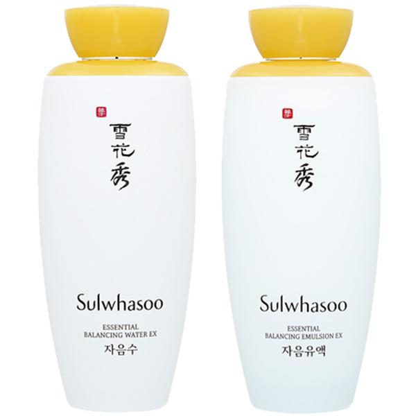 雪花秀/ソルファス/ソファス お得!滋陰水/滋陰乳液 EXのセット