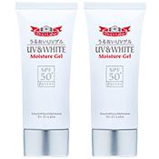 UV&WHITEモイスチャーゲル50+ 60g