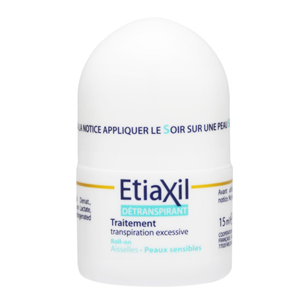 エティアキシル デトランスピラン 敏感肌用 15ml