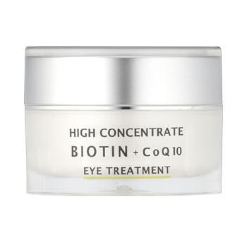 ハイコンセントレート ビオチン+ COQ10 アイトリートメント 15g