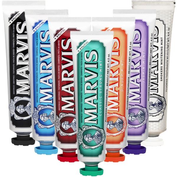 マービス 選べる6個:歯磨き粉 85ml