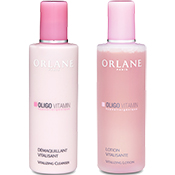 オルラーヌ 選べる2個:オリゴ ヴァイタライジング クレンザー/ローション/ミセラーウォーター 250ml