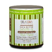 シアテラオーガニックス ココナッツ レモングラス シアバター スムース EE 118ml